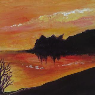 cawaja Beach Sunset