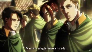 Shingeki no Kyojin S3 Episode 11 Subtitle Indonesia