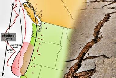 Advierten de Terremoto en California
