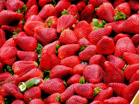 Strawberry Strengthen bones