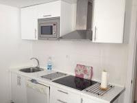 apartamento en venta zona playa voramar benicasim cocina