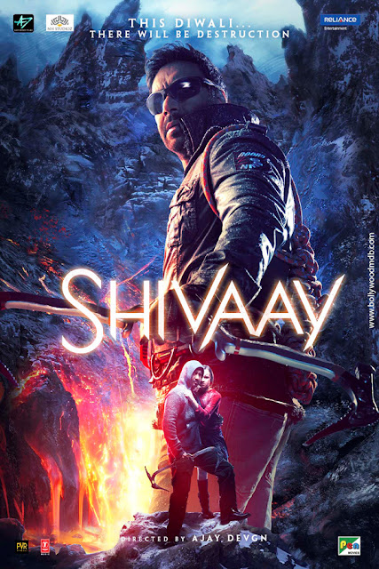 Shivaay (2016) ταινιες online seires oipeirates greek subs