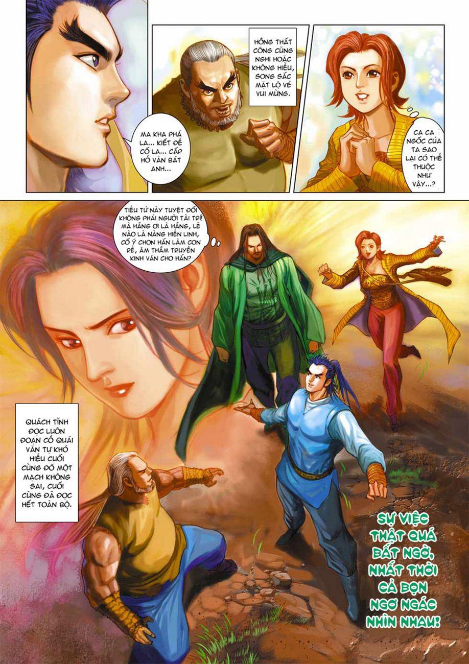 Anh Hùng Xạ Điêu anh hùng xạ đêu chap 47 trang 32