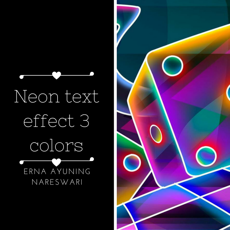 Make Nice Colorfull Light Text Effect - Gonzagasports