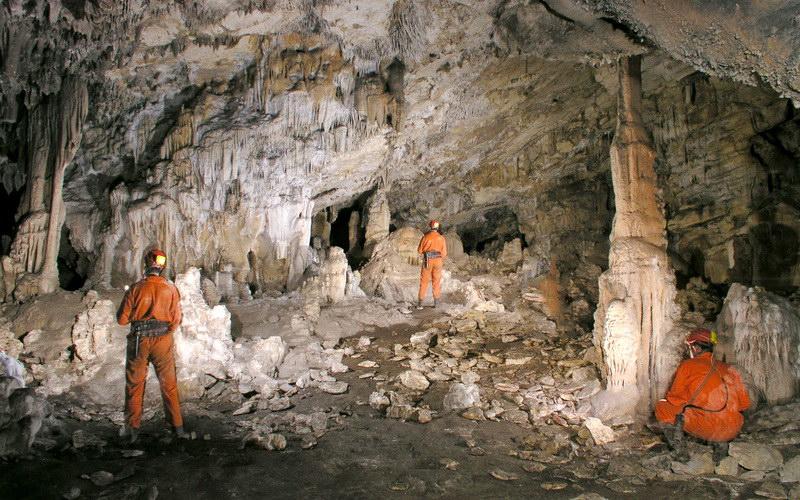 Ελληνικά Σπήλαια και Νυχτερίδες: Ένα έργο προς τη σωστή διαχείριση