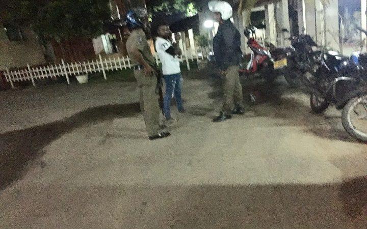 வவுனியாவில் இளைஞன் மீது இராணுவத்தினர் தாக்குதல்!