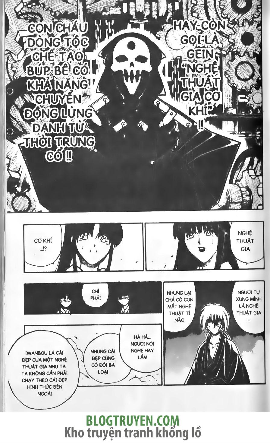 Rurouni Kenshin chap 188 trang 15