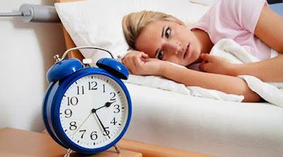 Cara mengatasi sulit tidur dengan mudah