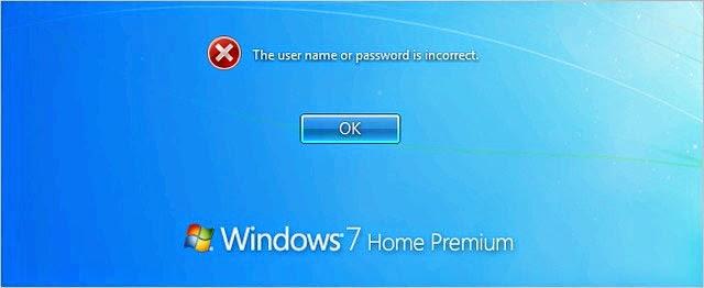Reset lại mật khẩu đăng nhập trên Windows 7
