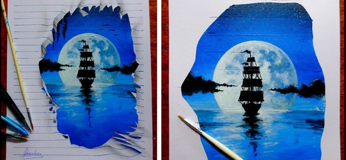 00-João-A-Carvalho-Drawing-and-Painting-3D-Optical-Illusions-see-the-Video-www-designstack-co