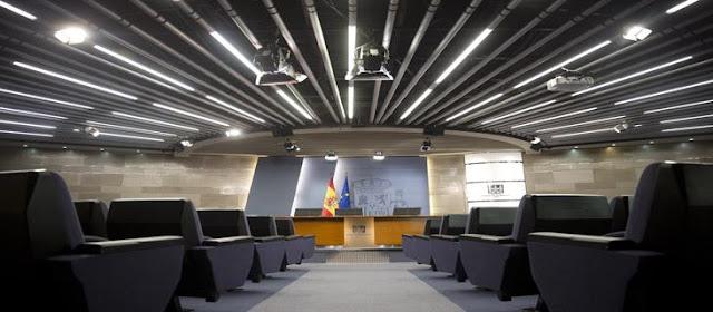 Política. Cortes Generales. XII Legislatura. Febrero, 2017 (III