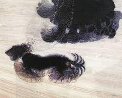 Giacomo Balla - Dinamismo de un perro con correa