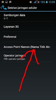 cara mengatasi hp android tidak bisa browsing