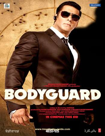 Bodyguard 2011 Full Hindi Movie BRRip Free Download
