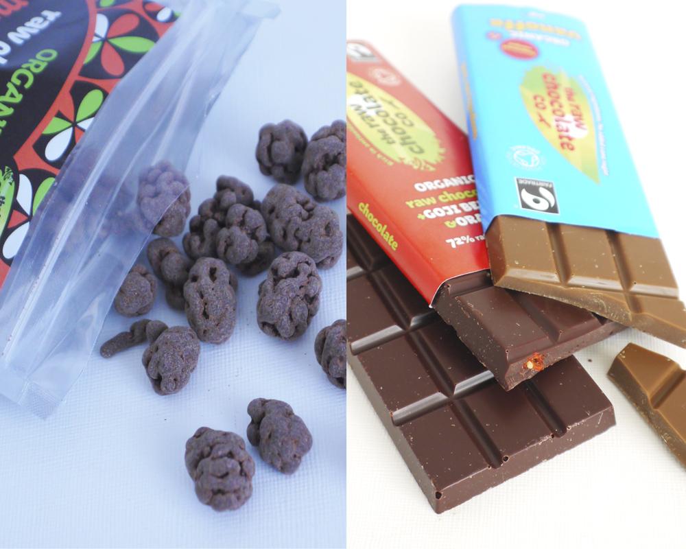 Day Seven The Raw Chocolate Company Vanilla Chia Pudding