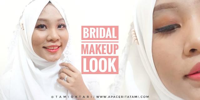BEAUTYGOERS COLLAB: Bridal Makeup Look