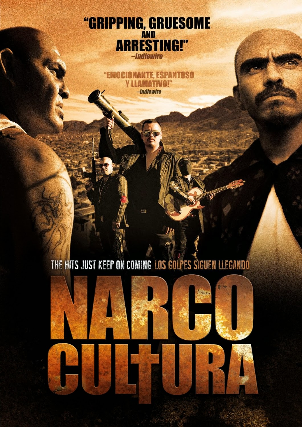 Narco Cultura Documental (2014)