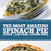 The Most Amazing Spinach Pie (Vegan, Low Carb, & Gluten Free)