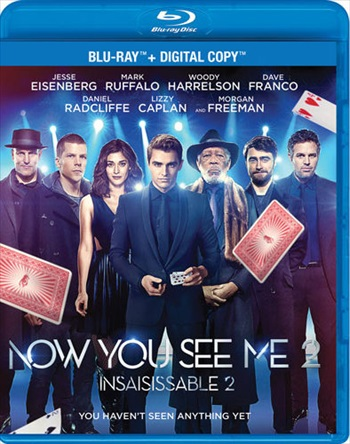 Now You See Me 2 2016 English 480p BRRip – 350MB ESubs