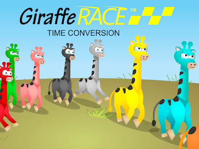 Carrera de jirafas