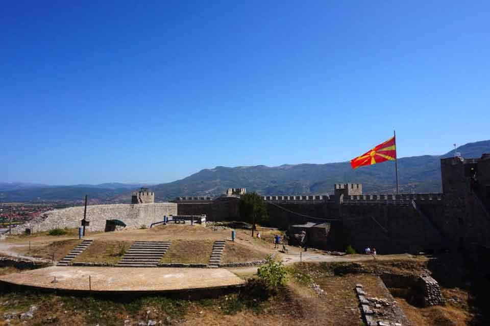Number of tourists in Macedonia rises in first Quarter