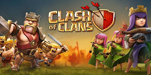 تحديث لعبة كلاش أوف كلانس Clash of Clans للاندرويد , نقود لا محدودة وكل شئ مفتوح