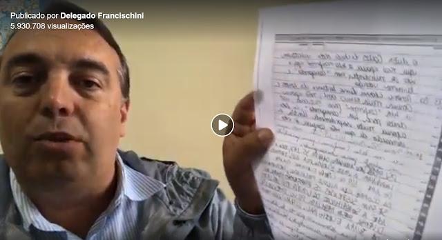 É FATO: Algumas Urnas Eletrônicas reinicializavam quando a opção do eleitor era Bolsonaro - afirma delegado da PF