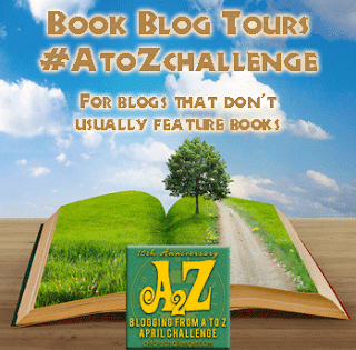 Book Blog Tours #AtoZchallenge