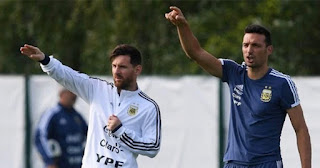 Messi is not the 'real' reason for not returning to the national team