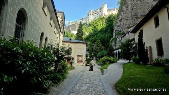 Cementerio de san Pedro y las catacumbas, Salzburgo, Austria