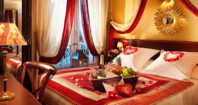 romantic room decorating ideas for valentine's day for her