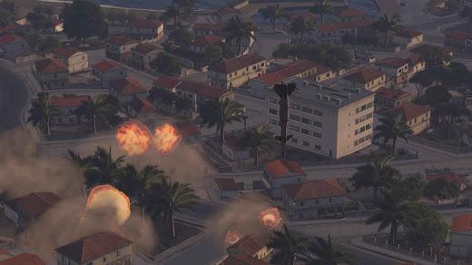 arma3の絨毯爆撃スクリプト