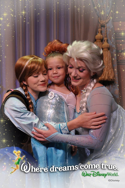 Disney - Onde encontrar as Princesas - Elsa