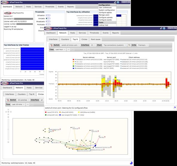 sFlow: Cisco SF250, SG250, SF350, SG350, SG350XG, and