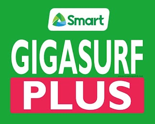 Smart GigaSurf Plus – Unli All Net SMS, Trinet Calls, Data and YouTube