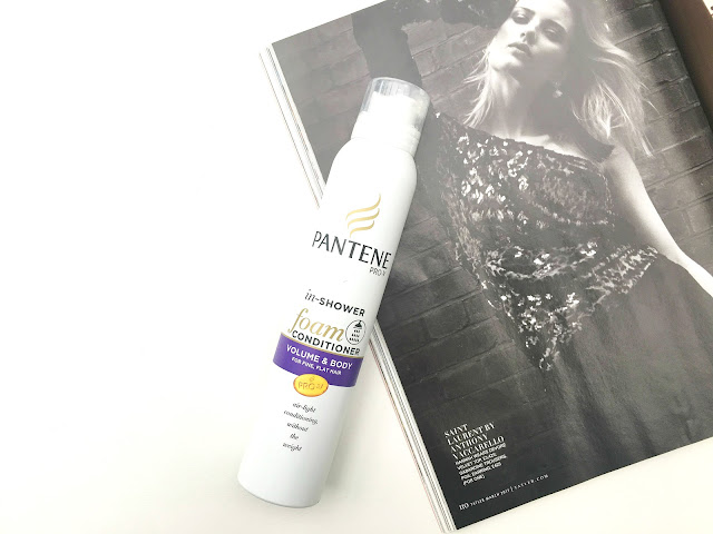 Pantene Foam Conditioner Volume & Body
