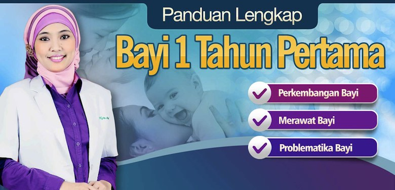 Panduan Lengkap Merawat Bayi 1 Tahun Pertama