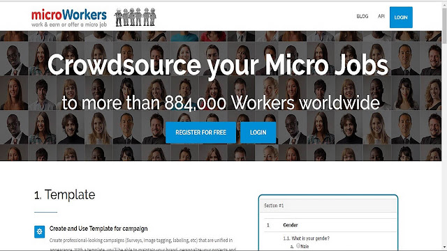 make money from microworkers