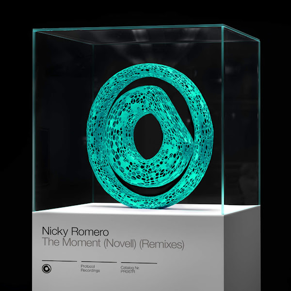 Nicky Romero - The Moment (Novell) [Remixes] - EP Cover