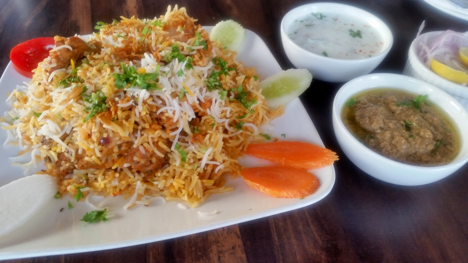 Hyderbadi Food Reviews