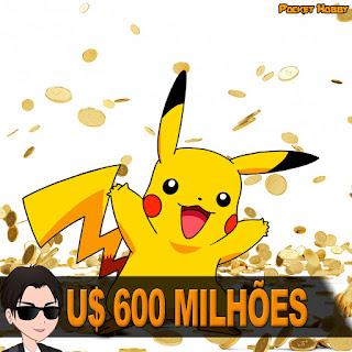 Pokémon Go- U$ 600 Milhões e um Recorde - Pocket Hobby - www.pockethobby.com.jpg