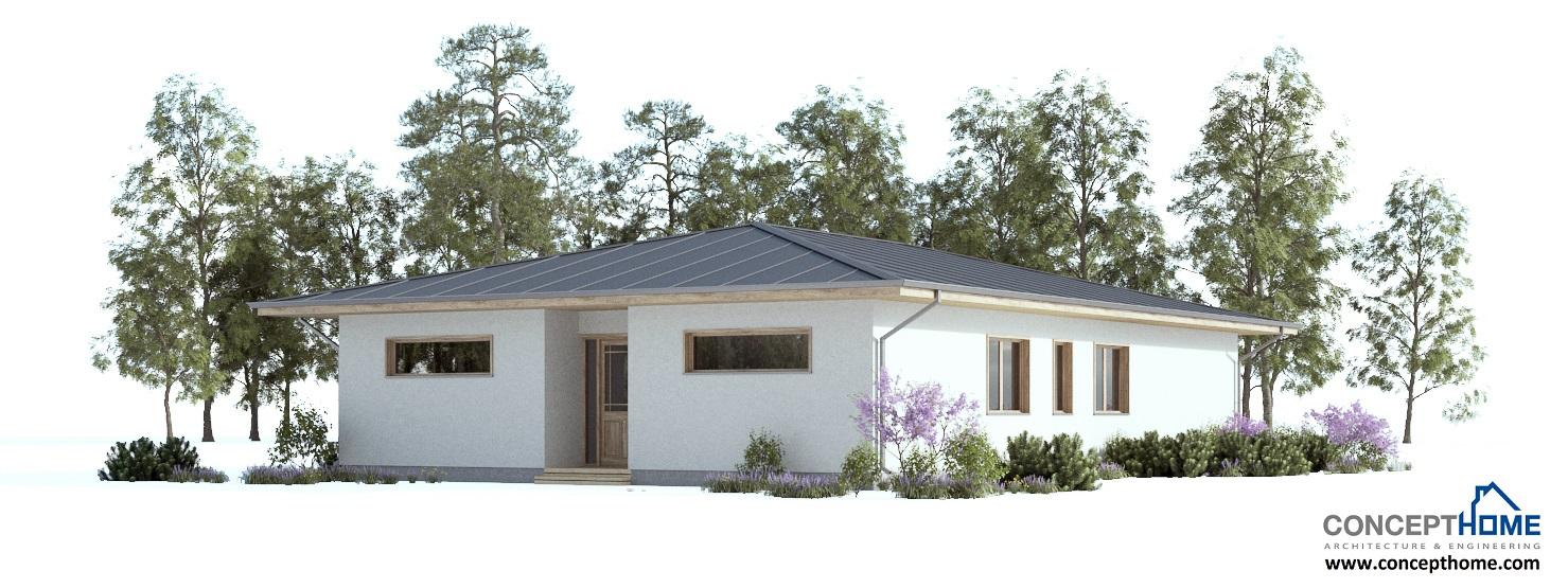 Affordable home plans for Concept home com