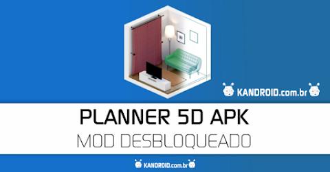 Planner 5D – Interior Design v1.14.4 Apk Mod (Desbloqueado)