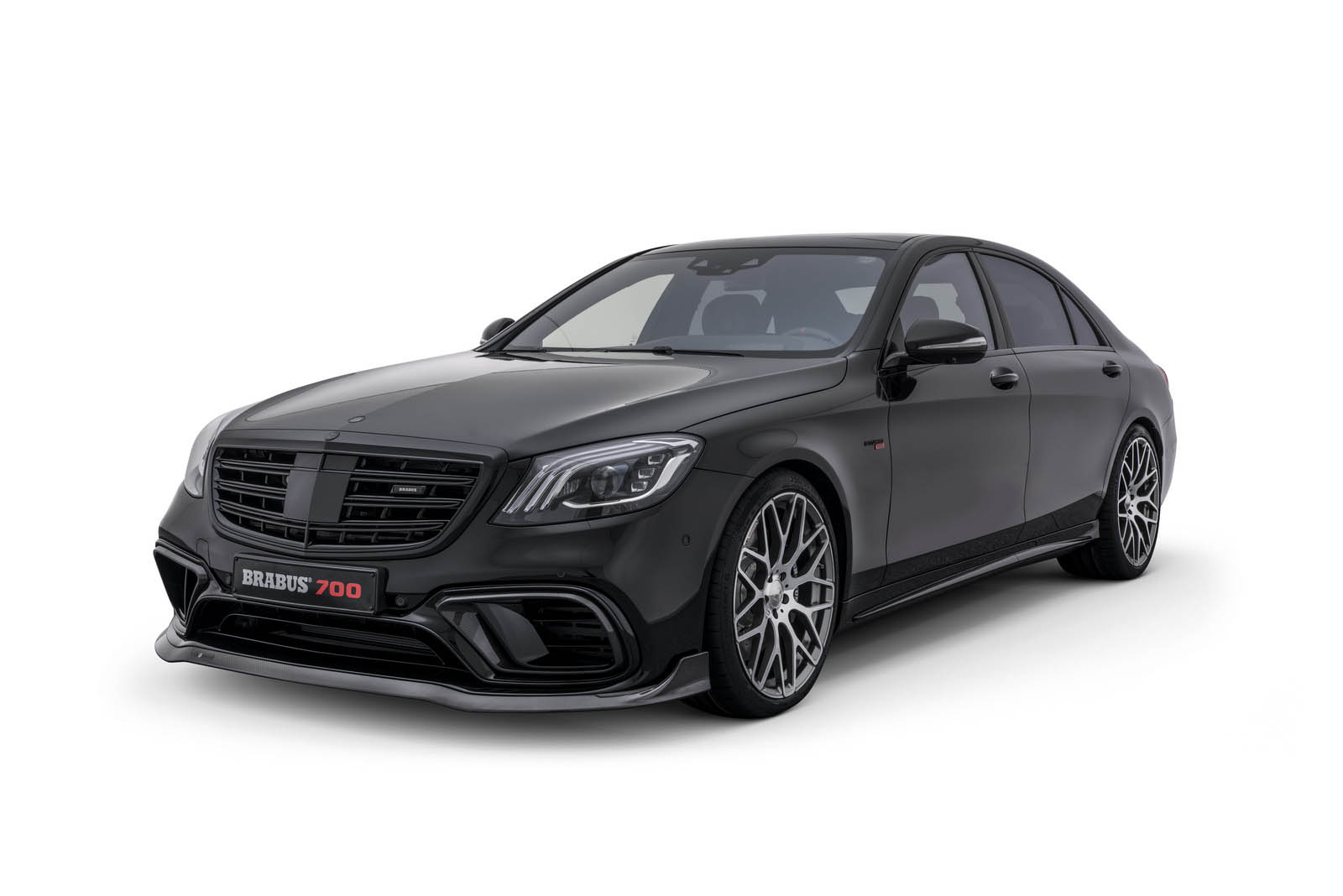 maybach s650 not enough check out the new brabus 900. Black Bedroom Furniture Sets. Home Design Ideas