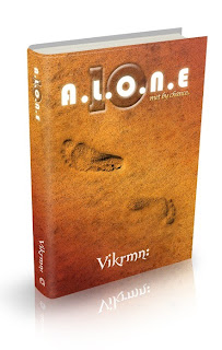 Prologue of 10 Alone, a novel by Vikrmn (CA Vikram Verma)