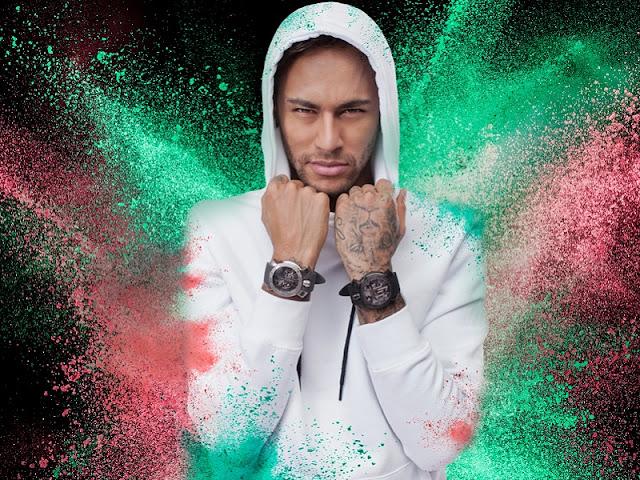 GaGà Milano unveils six extra-special watches to celebrate Neymar's genius