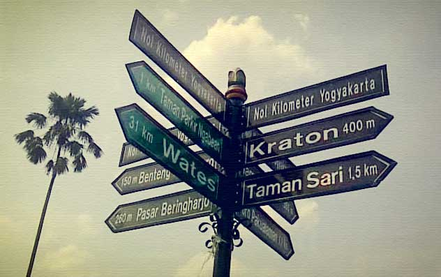 Top 5 Destinations of Yogyakarta Indonesia