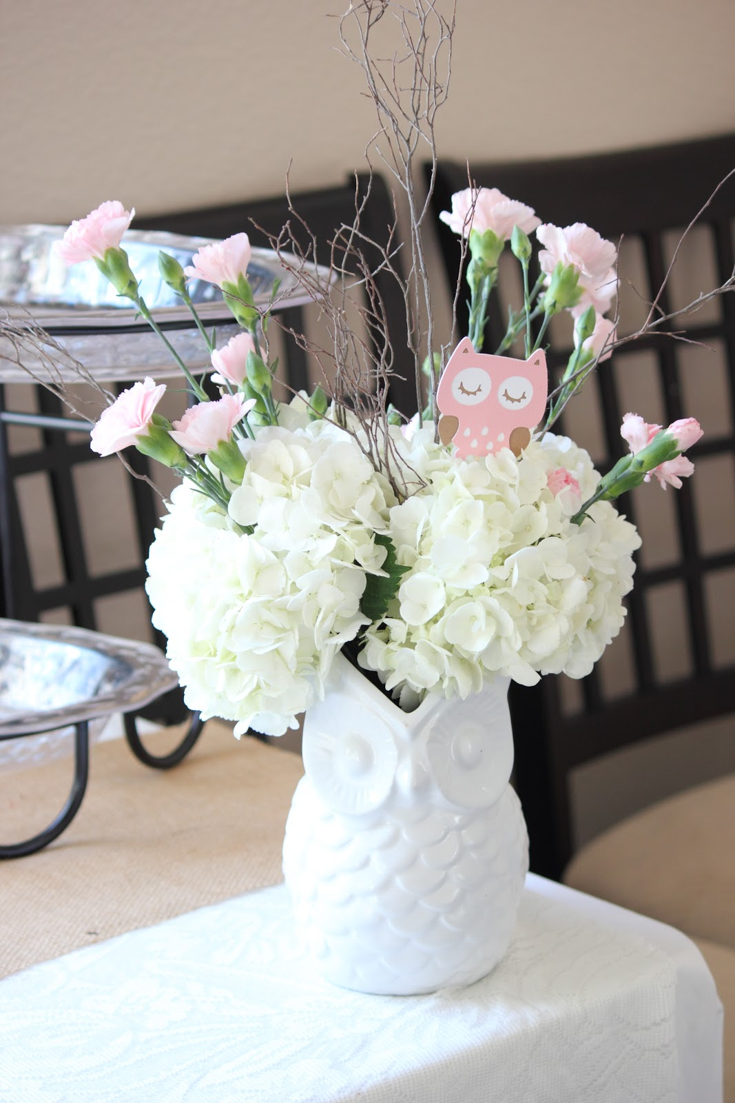 35 Cute Owl Centerpieces For Baby Shower Table