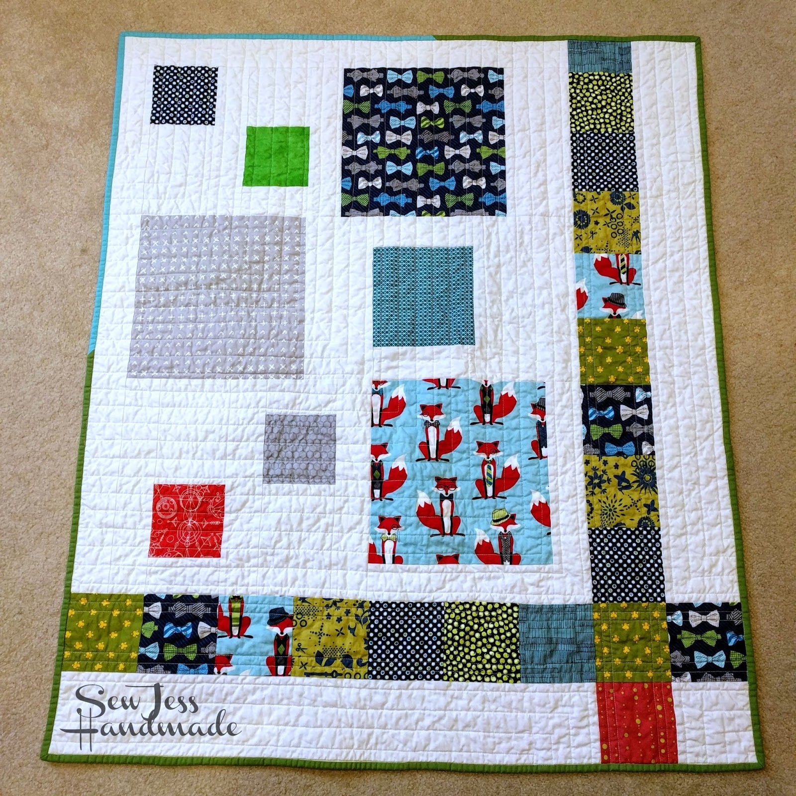 Quilt The Book Hopscotch And Ribbons