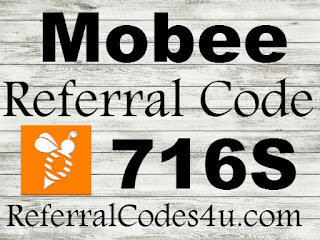 Mobee Referral Code, Mobee Promo Code, Mobee Bonus, Get paid to shop app